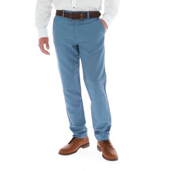 Pantalón con Lino Hombre Linenchino