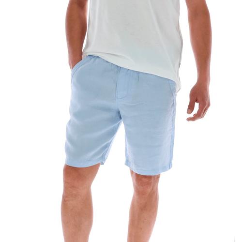 Short Hombre Linen