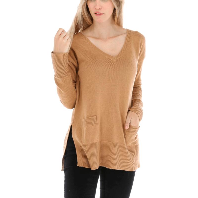 Sweater-con-Cashmere-y-Viscosa-Mujer-Pocket
