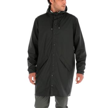 Parka con Fibras Recicladas Hombre Raincoat