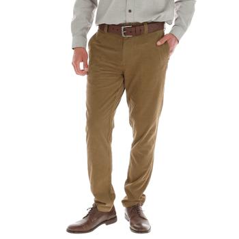 Pantalón de Algodón Orgánico Hombre 21Cord