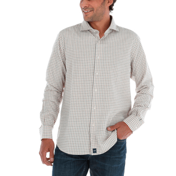 Camisa Hombre Viyella Regular