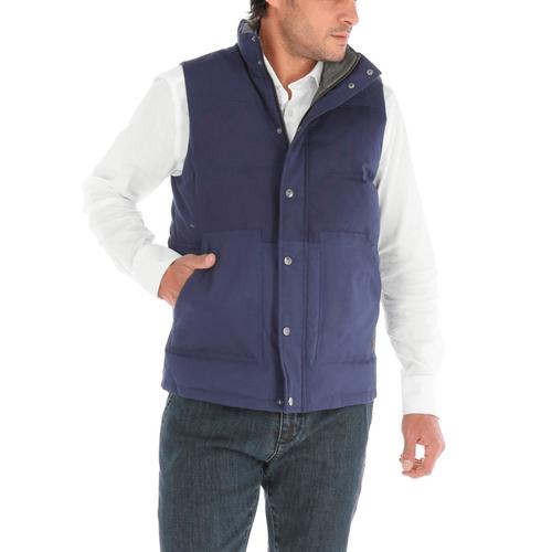 Chaqueta Vest de Plumas Hombre Wax