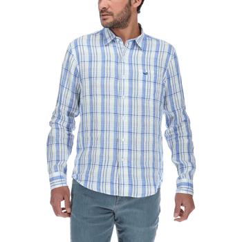 Camisa Hombre Linen Square