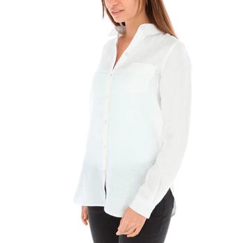 Blusa de Lino Orgánico Mujer Lirio
