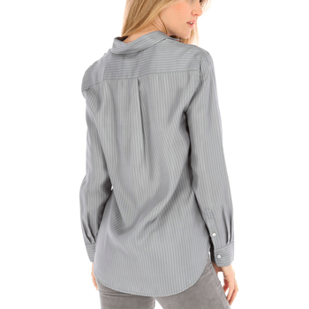 Blusa de Seda Mujer Arlet
