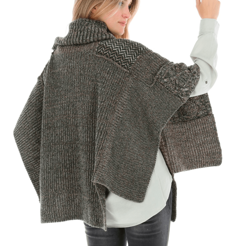 Poncho-con-Lana-Mujer-Quilt