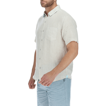Camisa Hombre Linenshort