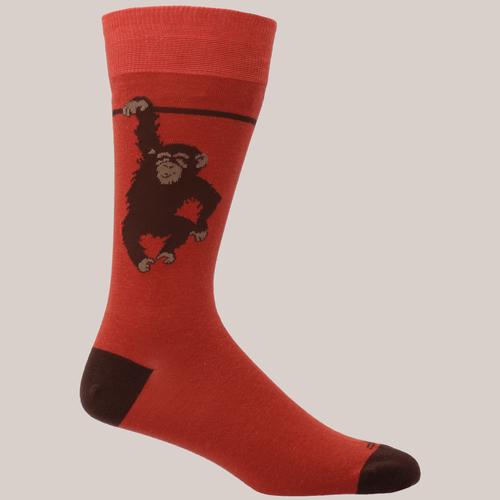 Calcetín Algodón Hombre Chimp