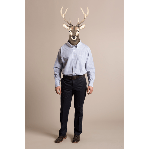 Camisa Hombre PB Libre de Arrugas