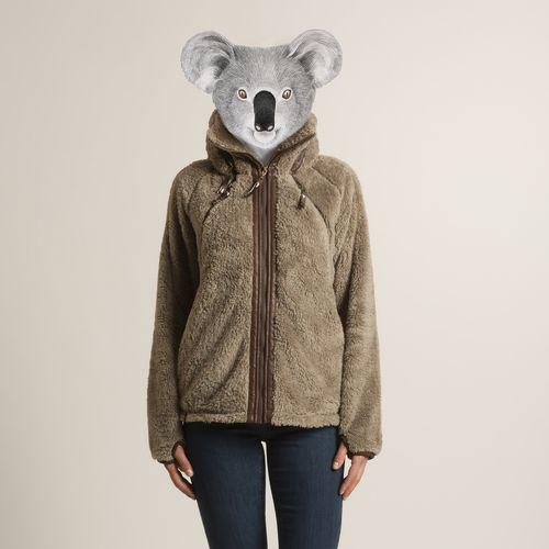 Polerón Mujer Bear