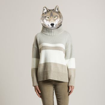 Sweater Mujer Franc