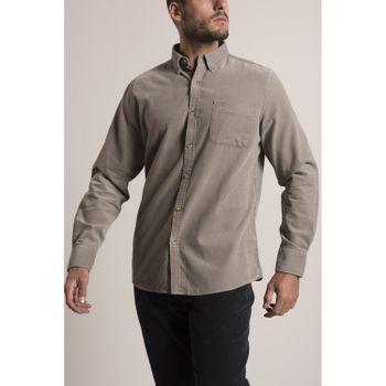 Camisa Hombre Corduroy