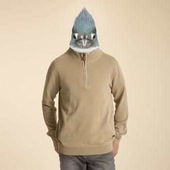 Sweater de Algodón Orgánico Hombre Process