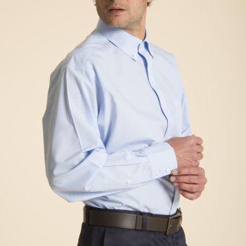 Camisa Hombre WF PB Libre de Arrugas