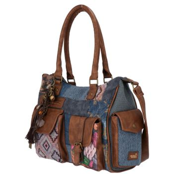 Cartera Mujer Stella Bag Azul