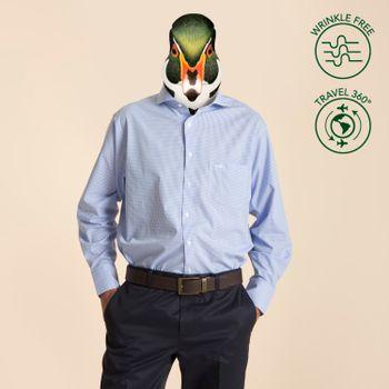Camisa Hombre WF Travel Libre de Arrugas