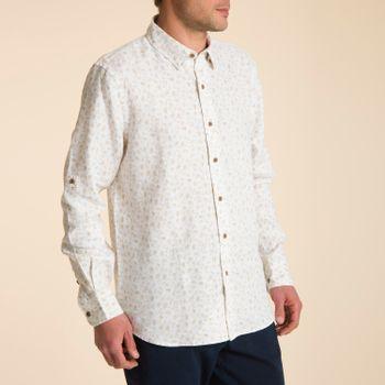Camisa de Lino Orgánico Hombre Spring