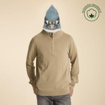 Sweater Hombre Process Algodón Orgánico