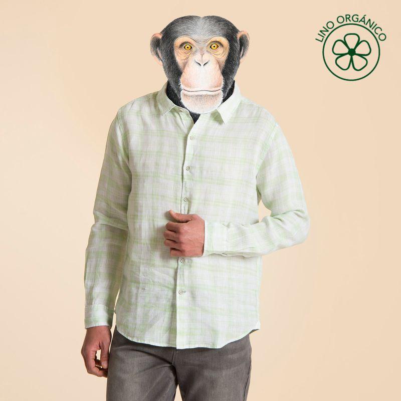 Camisa-Hombre-Linenbicolo