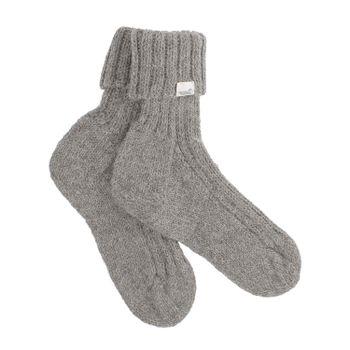 Calcetín Lana Mujer Line Sock