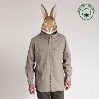 Camisa Algodón Orgánico Hombre Navarinpro
