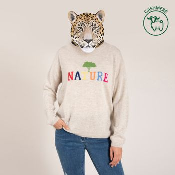 Sweater Mujer Cash Cashmere
