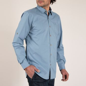 Camisa Algodón Orgánico Hombre Galiton