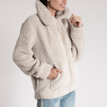 Polar Mujer Girasol Fibras Recicladas