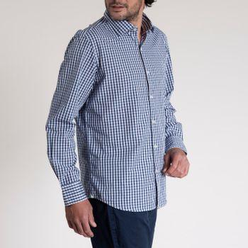 Camisa Algodón Orgánico Hombre Galiana