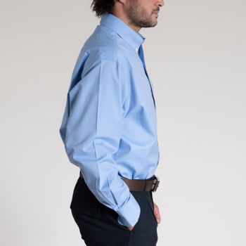 Camisa Hombre Wrinkle Free Wor + Travel