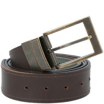 Cinturón Cuero Hombre Rmg Duck Rever