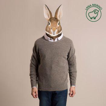 Sweater Hombre Buckle Lana Merino