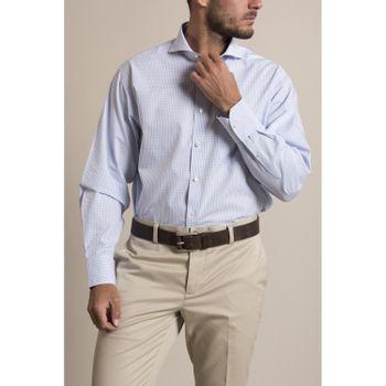 Camisa Hombre PC Travel Libre de Arrugas