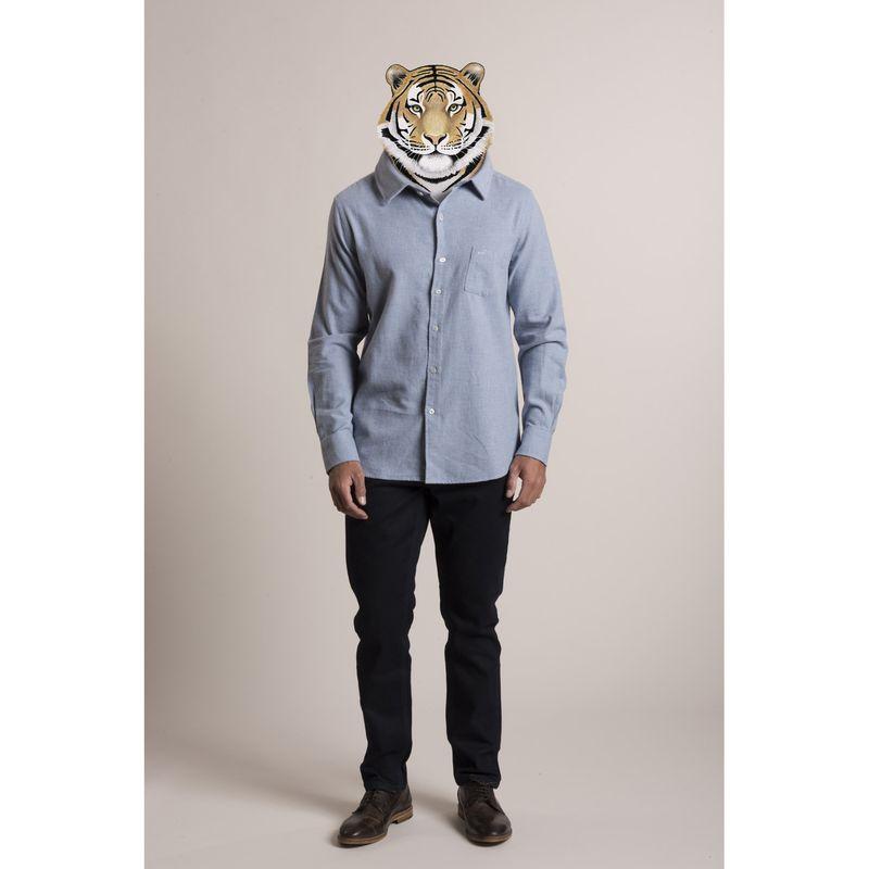 Camisa-Hombre-Franel