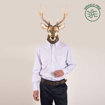 Camisa Hombre Libre De Arrugas