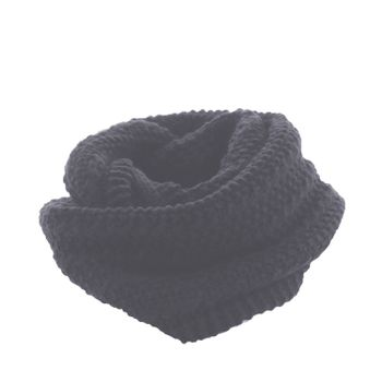 Bufanda Mujer Chunk Knit Infinity
