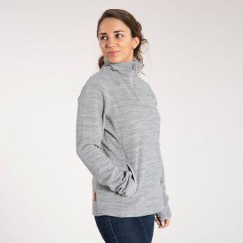 Polar Mujer Fiery Half Zip Fleece