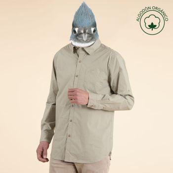 Camisa Hombre Galiton Algodón Orgánico
