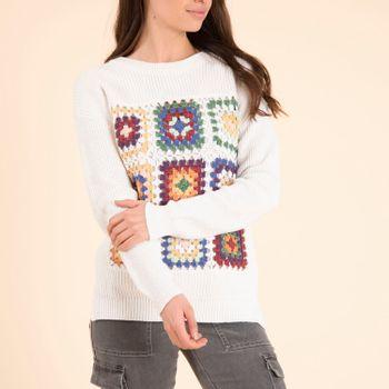 Sweater Mujer Rebel