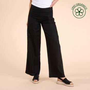Pantalón Mujer Aman Lino Orgánico